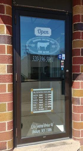 Braham Custom Meat & Retail