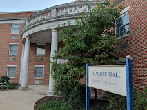outside view of thatcher hall