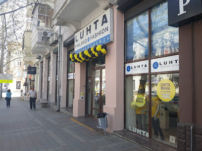 Магазин одежды Luhta.Finland.Fashion