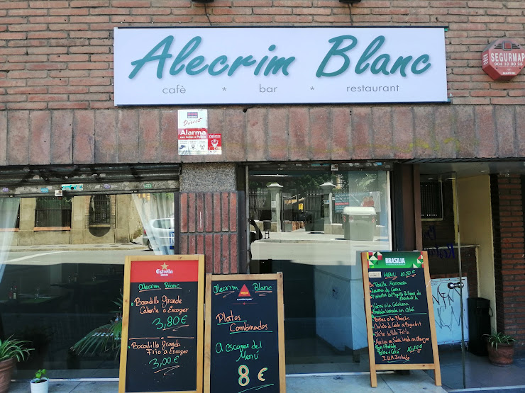 Alecrim Blanc Passeig de Sant Gervasi, 22, 08022 Barcelona