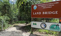 Florida Trail Land Bridge Trailhead