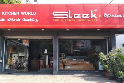 Sleek Kitchen World – CoimbatoreCoimbatore