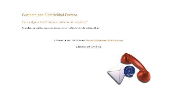 Electricidad Ferrero