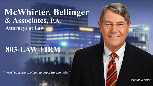 Personal Injury Attorney «McWhirter, Bellinger & Associates, P.A.», reviews and photos