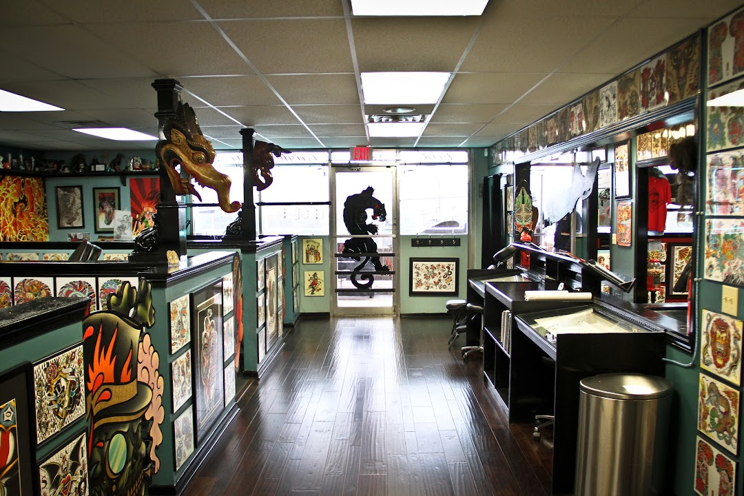 Element Tattoo in the city San Antonio