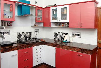 Padmashri Kitchen World & Interiors – Modular Kitchen Dindigul