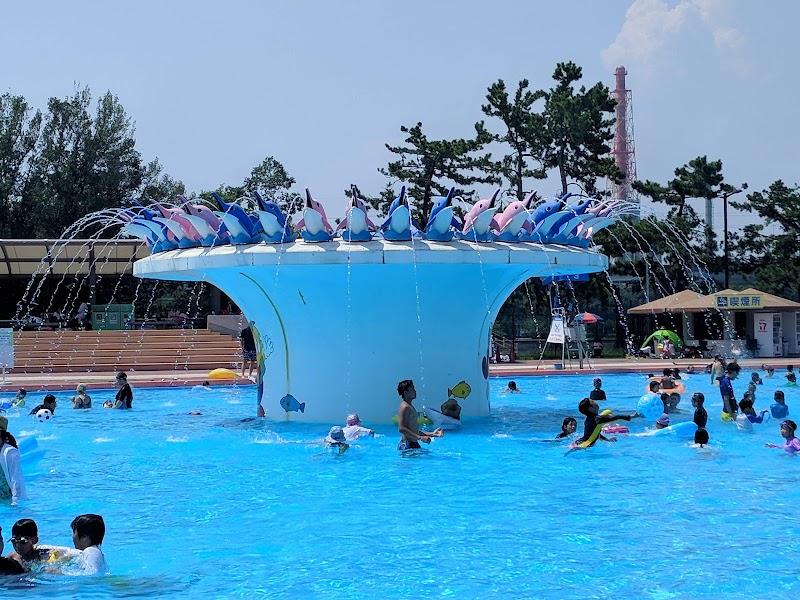プール 浜寺 公園