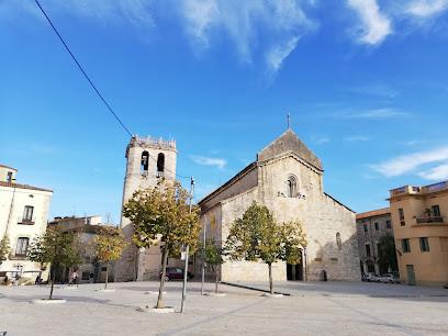 Sant Pere, Besalú