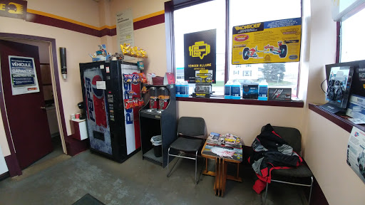 Changement huile Garage Shell Martel & Fils Enr à Saint-Cyrille-de-Wendover (Quebec)   AutoDir