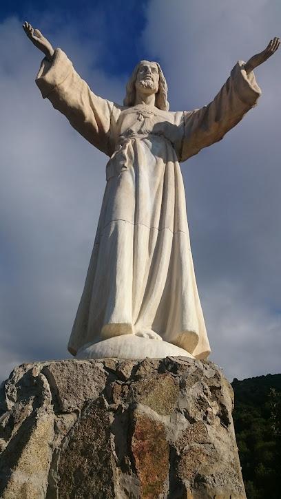 Cristo De Teia