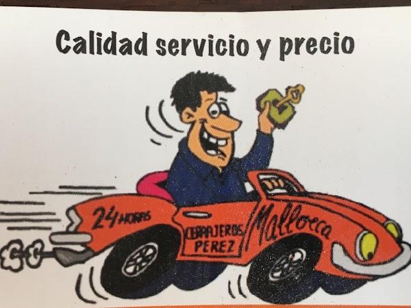 Cerrajeros Pérez Mallorca