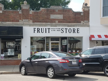 Western Springs Fruit Store