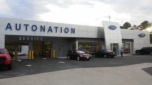 Ford Dealer «Autonation Ford Fort Payne», reviews and photos, 1916 Glenn Blvd SW, Fort Payne, AL 35968, USA