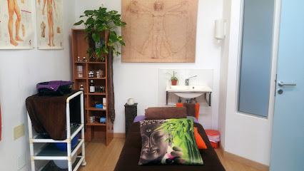 imagen de masajista Centro de Masajes y Reflexología AJKY