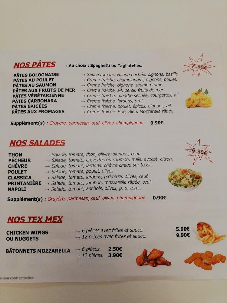 photo du resaurant LES SAVEURS DE NAPLES Pizzeria