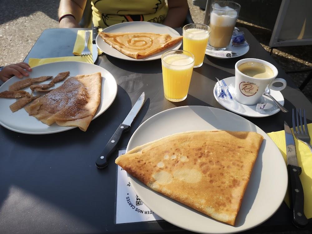photo du resaurant Ty Breizh En Re