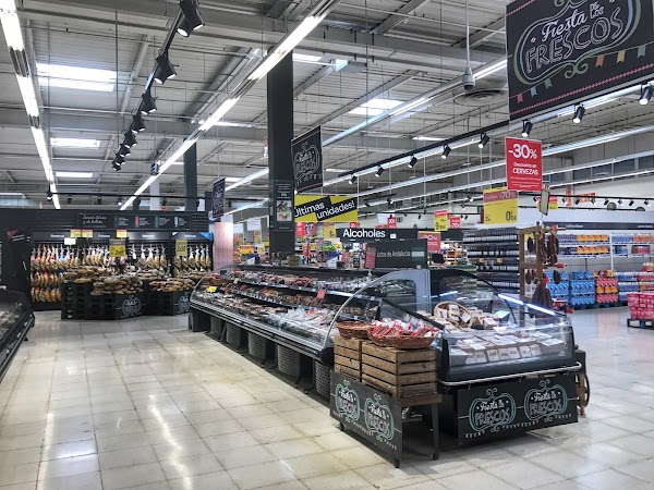 Carrefour Infante