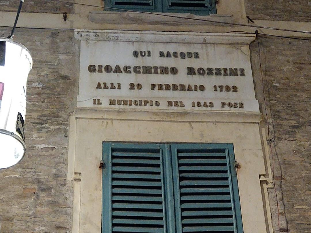 Casa Natale di Gioachino Rossini