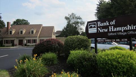 Bank of New Hampshire - Gilford Village