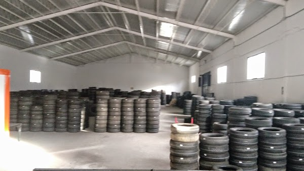 Neumáticos Megarueda Ocasión S.L.