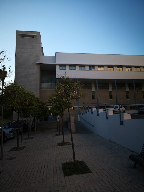 Centro de Salud Cruz de Caravaca
