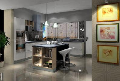 Euro Aluminium Modular Kitchen SystemsKochi