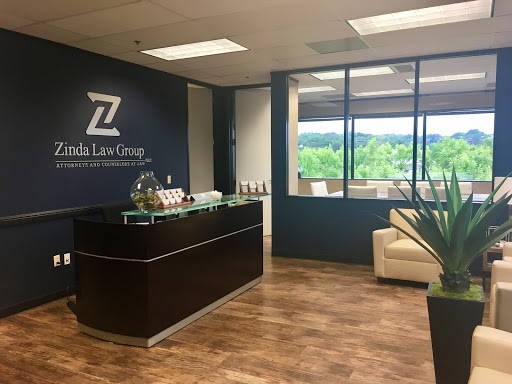 Zinda Law Group, PLLC, 2300 George Dieter Dr, El Paso, TX 79936, Personal Injury Attorney