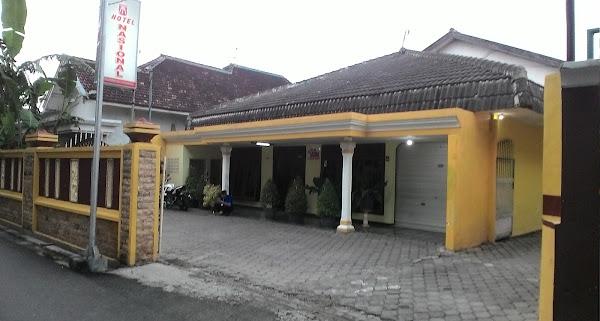 Hotel nasional