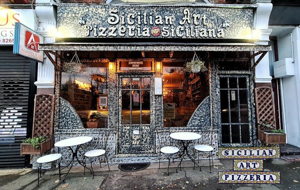 Sicilian Art Pizzeria