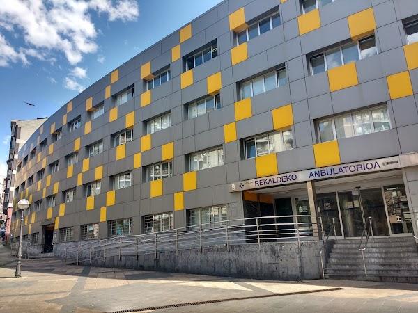 Ambulatorio Rekalde Centro de Salud cita previa