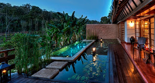 Luxury Resort in Coorg