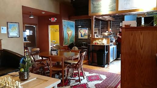 The Fruited Plain Café