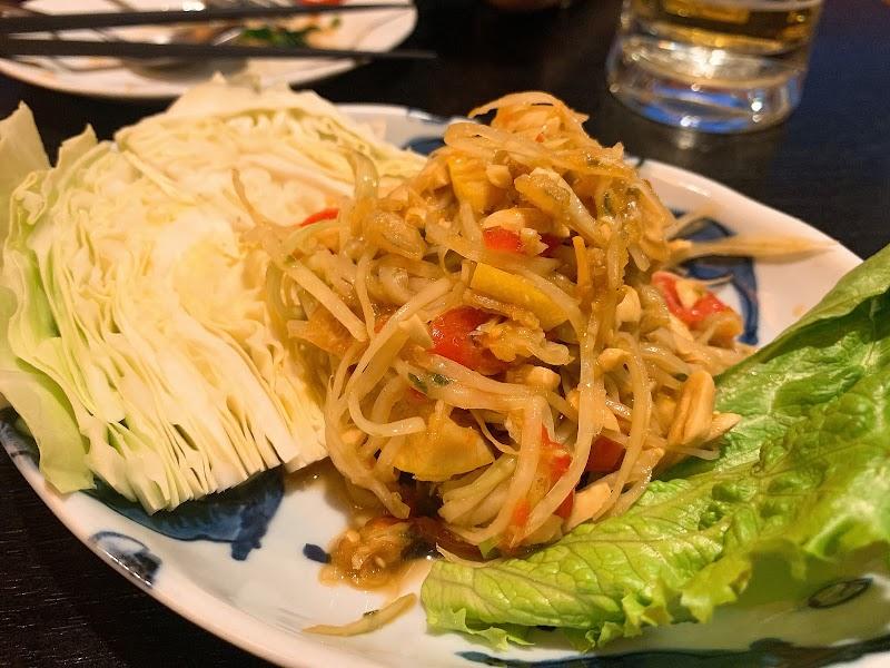 ラオ・タイ食堂 ランサーン