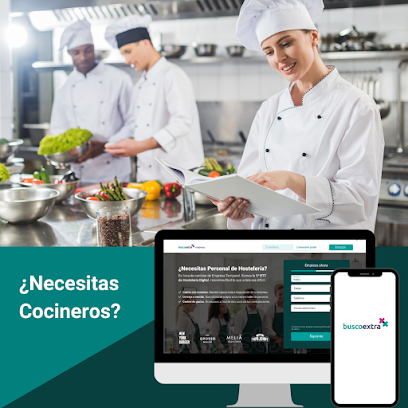 ETT hostelería Sevilla BuscoExtra, Empresa de trabajo temporal en Sevilla