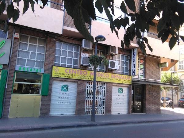Centro Médico Benalúa