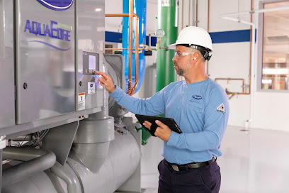 Air conditioning system supplier Carrier Commercial Service
