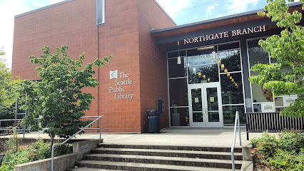 Northgate Branch - The Seattle Public Library