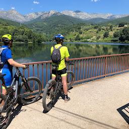 en Bici por Gredos