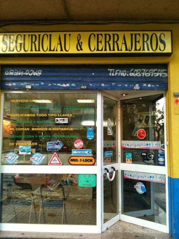 Apertura de Puertas Valencia SEGURICLAU