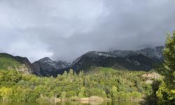 Bell Canyon Granite Trailhead