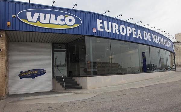 Europea De Neumáticos