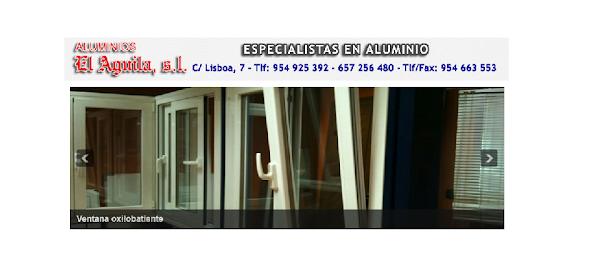 ALUMINIOS EL AGUILA