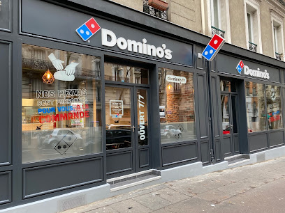 photo du restaurant Domino's Pizza Auxerre