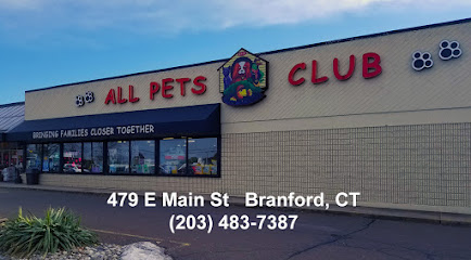 All Pets Club Pet Store In 479 E Main St Branford Ct 06405 Usa Details Info And Reviews In Corpely Catalog Corpely