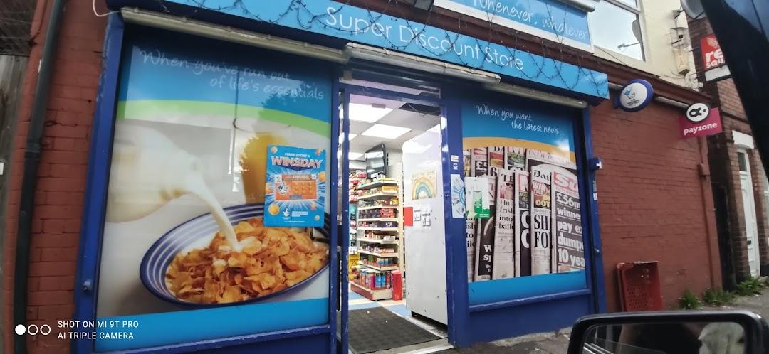 Super Discount Stores