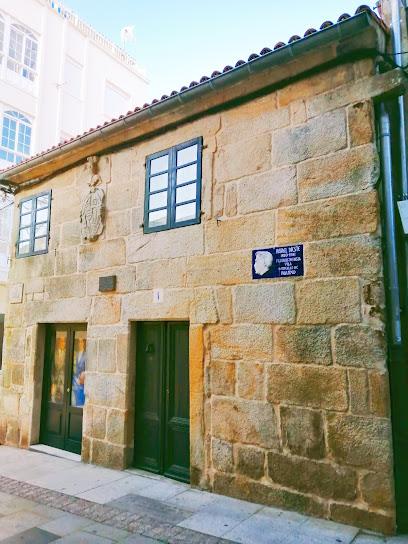 Casa de Rafael Dieste