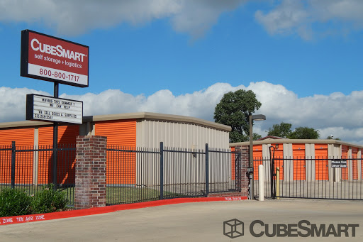 Self-Storage Facility «CubeSmart Self Storage», reviews and photos