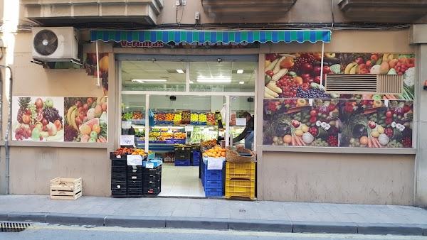 Frutas y verduras Francisco