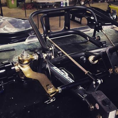 Kinetik Racing Chassis