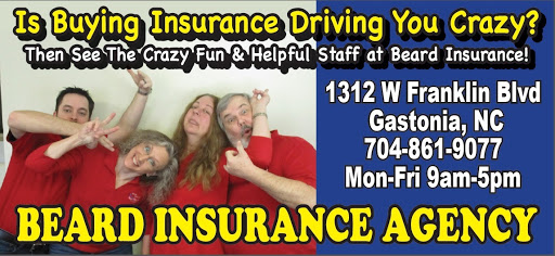 Insurance Agency «Beard Insurance Gastonia», reviews and photos